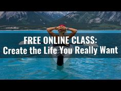 "FREE CLASS - ""How to Create the Life You Really Want"" ❤ SUBSCRIBE ❤ http://www.youtube.com/subscription_center?add_user=pinchmelivingdotcom  In this class you'll discover 3 essential steps for living your dreams, including:  1) How to set the foundation for your dreams to be realized,  2) Understanding your 'blind-spots' and how to address them, and 3) How to create momentum to generate the outcomes you desire."