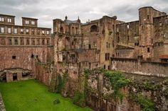 Heidelberg castle germany