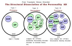 Trauma & (C)PTSD The levels of a Structural Dissociation