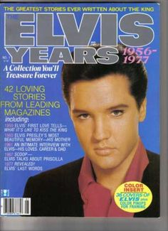 The Elvis Years 1956-1977