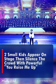 """Jeffrey Li and Celine Tam silence the crowd with powerful """"You Raise Me Up"""" Music Mix, Sound Of Music, Live Music, Good Music, Music Songs, Music Videos, You Raise Me Up, Singing Hallelujah, Country Music Singers"""