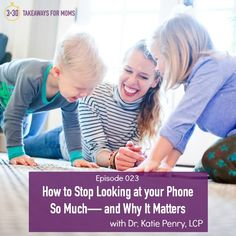 How to stop looking at your phone so much - and why it matters.