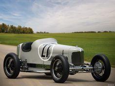 Miller V16 Race Car