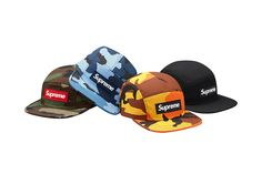 Supreme 2015 Spring/Summer Headwear Collection