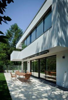 pedit & partner architekten Partner, Exterior, Outdoor Decor, Home Decor, Architects, Projects, House, Decoration Home, Room Decor