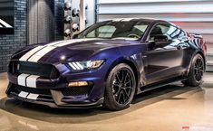 The most aggressive Mustang car from Ford has undergone some minor improvements to make it even meaner. 2019 Ford Mustang Shelby comes with Ford Mustang Shelby, Ford Mustangs, Mustang Cars, Ferrari, Shelby Gt350r, 2019 Ford, New Tyres, Car Engine, Car Wheels