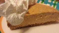 Low Carb Pumpkin Cheesecake. Photo by KalishFam
