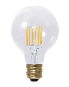 LED lamp filament E27 6W 50288 Segula 2200K 500Lm dimbaar