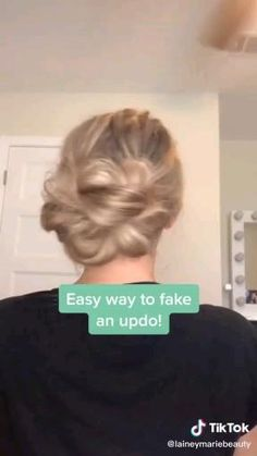 Braided Hairstyles Updo, Work Hairstyles, Easy Hairstyles For Long Hair, Pretty Hairstyles, Latest Hairstyles, Braided Updo, Hairstyles Videos, Formal Hairstyles, Simple Long Hair Updo