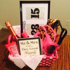 Bridal Shower Diy Gift Basket : ... Bridal Pampering on Pinterest Gift baskets, Spas and Bridesmaid gift