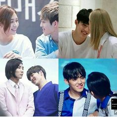 find a man that looks at you the way S.Coups look at Jeonghan #Seventeen…