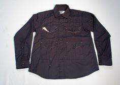engineered garments angler shirt