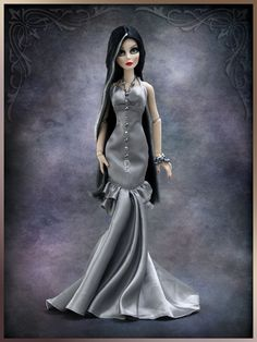 Grey as the Moors (outfit only) | Wilde Imagination Debut Date:  Spring 2011