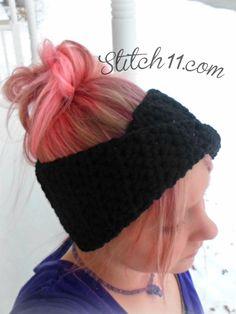 Turban for Miss Happy Free Crochet Pattern « The Yarn Box The Yarn Box