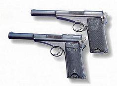 Pistola  Campo  Giro  Modelo  1913-16 Calibre 9 x 23 mm Largo.
