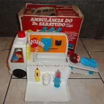Ambulância Do Dr. Saratudo Estrela