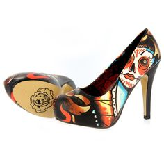 Iron Fist Shoes (a favourite repin of VIP Fashion Australia www.vipfashionaustralia.com ) Beautiful !!