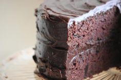 Cómo hacer la torta de chocolate de Matilda - IMujer