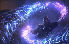 lightning elemental - Google Search