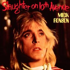 Slaughter on 10th Avenue ~ Mick Ronson, http://www.amazon.com/dp/B002RBNNVI/ref=cm_sw_r_pi_dp_pIajtb0PC65DP