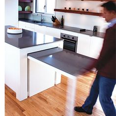 Hideaway Kitchen Table