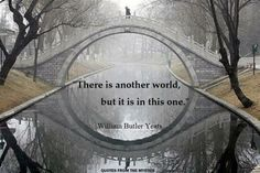 there is a world but it is in this one | There is another world but it is in this one | Anonymous ART of ...