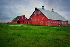 Two Barns | Flickr - Photo Sharing!