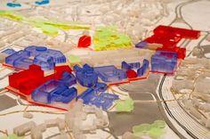 Le 24 janvier 2012, l'UCL a inauguré la nouvelle maquette de Louvain-la-Neuve, commanditée par la branche immobilière de l'université (INESU-IMMO) et réalisée par la start up namuroise With in. La maquette, à 1/1000, représente 12 km2 de territoire et est visible depuis ce 25 janvier dans les locaux de l'office du tourisme. Cette réalisation permet de comprendre la structure de la ville et ouvre sur les possibilités de développement futur.