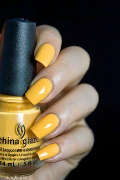China Glaze Metro Pollen-Tin. Swatches and review: http://www.blingfinger.net/2014/04/china-glaze-metro-pollen-tin-swatches.html
