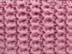 Американская резинка Узоры вязания спицами My Crafts and Crochet Vest Pattern, Easy Knitting Patterns, Knitting Designs, Knitting Stitches, Free Knitting, Baby Knitting, Stitch Patterns, Crochet Patterns, Knitted Baby Blankets