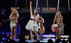 """Looking forward to more from this group....  Pistol Annies Sing """"Takin' Pills"""""""