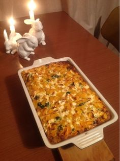 Silverbeet, Feta, Pumpkin and Red Onion Crustless Quiche Tasty Vegetarian Recipes, Spinach Recipes, Quiche Recipes, Healthy Recipes, Healthy Foods, Savoury Recipes, Clean Eating Recipes, Healthy Eating, Easy Cooking