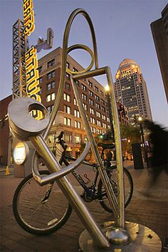 Bike Rack New York