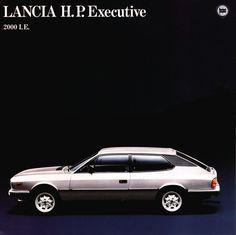 Lancia beta H.P.Executive