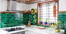 kochi-villa-kitchen Home And Garden, House, Interior, Home, House Plans, House Styles, Kerala House Design, Interior Design, Kerala Houses