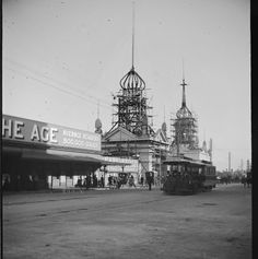 Historic Houses, Cutaway, Back In The Day, Victorian Era, Towers, Trains, Script, Melbourne, Entrance