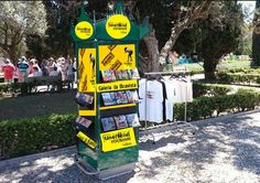 Unofficial tourism. Lisboa