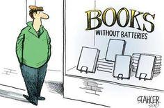 stromsparend lesen