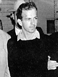 #10 The ASSASSIN.... Lee Harvey Oswald (snuffed out by a Red Hot Ruby....)