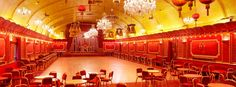Rivoli Ballroom - Remarkable London ballroom with original vintage decor.