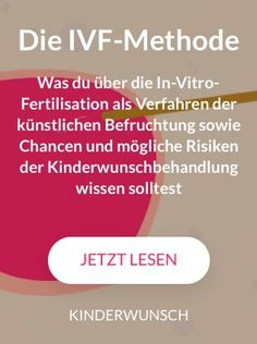 Künstliche Befruchtung mit der IVF-Methode In Vitro Fertilization, Fertility, Artificial Insemination, Trying To Conceive, Pregnancy, Knowledge