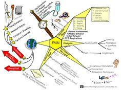 Pain and Comfort 5 Nursing Finals, Med Surg Nursing, Lpn Nursing, Nursing Tips, Nursing Notes, Medical Mnemonics, Pharmacology Nursing, Rn Nurse, Nurse Life