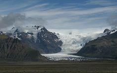 Vatnajökull Glacier- Google Search