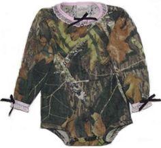 Girls' Diaper Shirt
