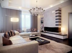Elegant Ideas For Classy Living Rooms