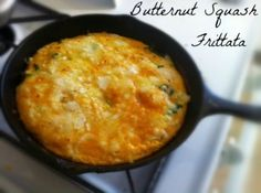 Butternut Squash frittata 4