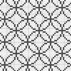 shippou pattern  - put stars to break up long expances