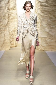 Donna Karan Spring 2011 RTW - Review - Fashion Week - Runway, Fashion Shows and Collections - Vogue