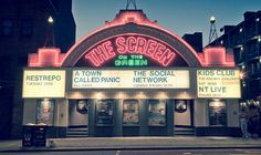 Screen On The Green - Best cinema ever