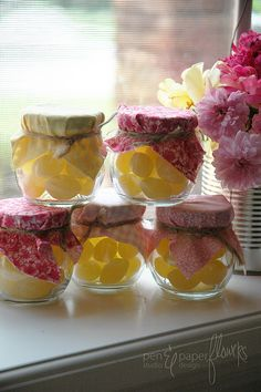 Pen N' Paperflowers: {lemonade & sunshine party} party day